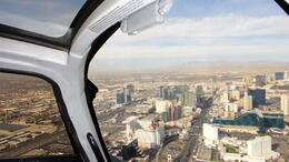 Photo of Las Vegas Skip the Line: Grand Canyon Skywalk Express Helicopter Tour Take off...  The Strip