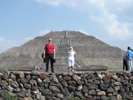 Photo of Mexico City Teotihuacan Pyramids and Shrine of Guadalupe Teotihuacan, Pyramid of the Sun