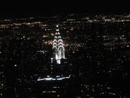Photo of New York City NY SKYRIDE and Empire State Building Observatory The Chrysler Building