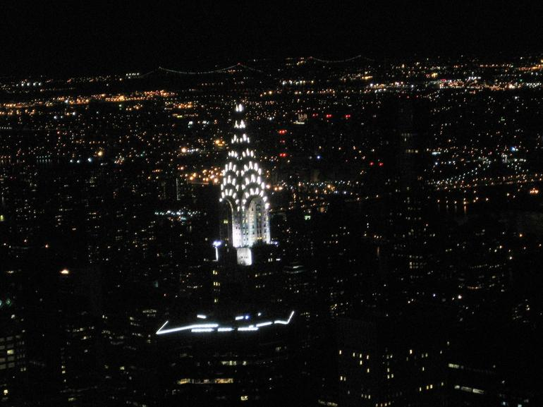 The Chrysler Building - New York City