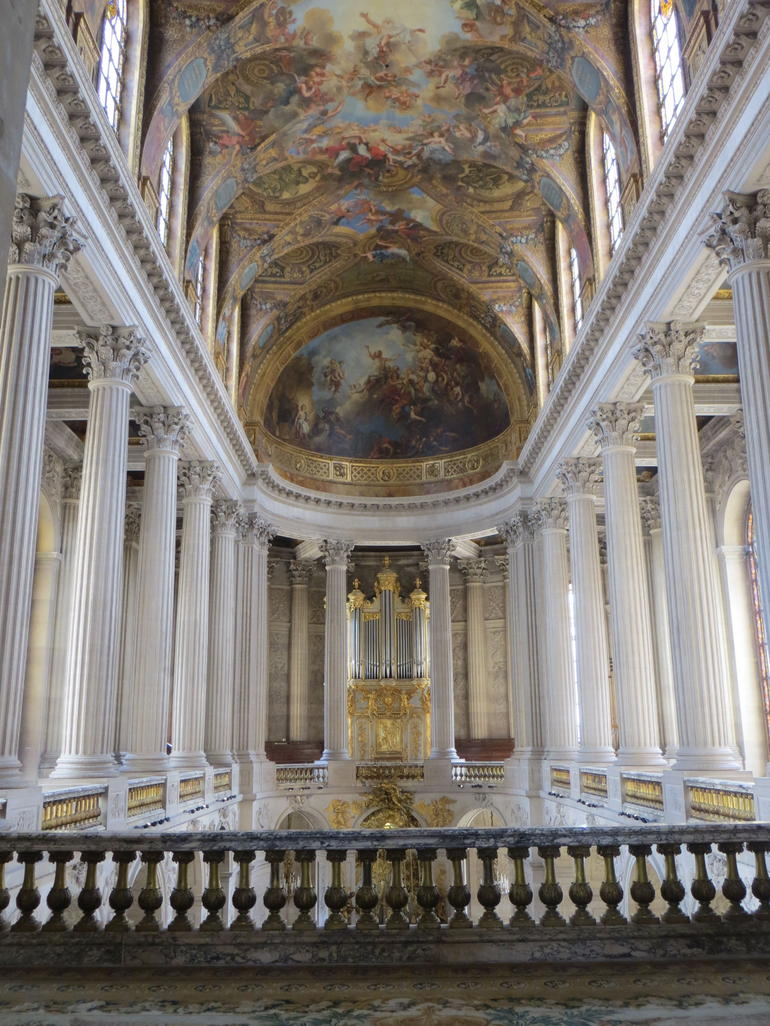 The Hall of Mirrors - Versailles