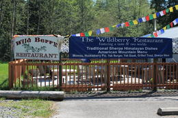 Photo of Seattle Mt Rainier Day Tour from Seattle The Wildberry Restaurant