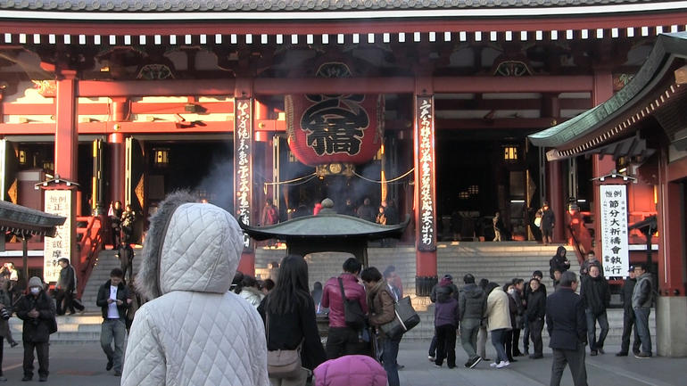 Tokyo Highlights Afternoon Tour and Sumida River Cruise - Tokyo