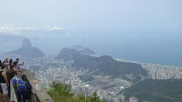 Photo of Rio de Janeiro Corcovado Mountain and Christ Redeemer Statue Half-Day Tour View from the Top