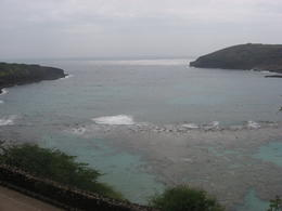 Photo of Oahu Hanauma Bay Snorkeling Adventure Half-Day Tour View of both sides
