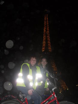 Photo of Paris Paris Night Bike Tour 130