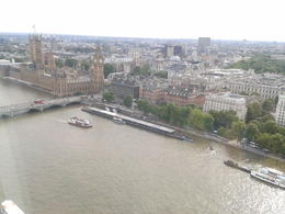 Photo of London London Eye: Skip the Line Tickets desde arriba