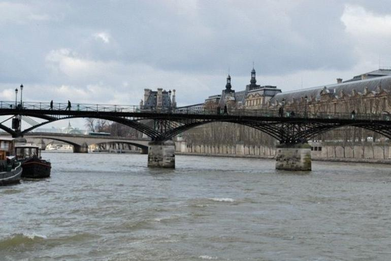 Photo taken from River Seine Cruise.
