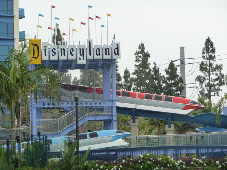 Keeping some of the old charm of original Disneyland - Anaheim & Buena Park