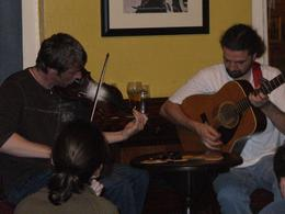 Photo of Dublin Dublin Traditional Irish Music Pub Crawl Larry & Joe