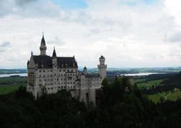 Photo of Munich Royal Castles of Neuschwanstein and Linderhof Day Tour from Munich Neuswanstein