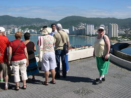 Photo of   overlooking Acapulco