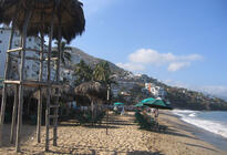 Photo of Puerto Vallarta Beach of the Dead (Playa de los Muertos)