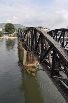 Photo of Bangkok Private Tour: Thai Burma Death Railway Bridge on the River Kwai Tour from Bangkok River Kwai Bridge