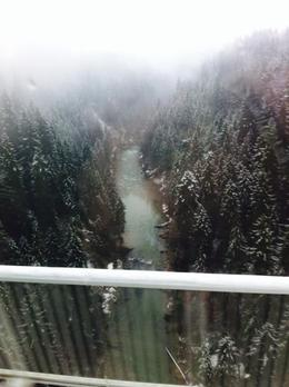 Beautiful gorge in route to Neuschwanstein , Susan G - January 2015