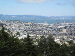 Photo of San Francisco San Francisco Urban Hike: Hills and Hidden Gems View from the top of Twin Peaks