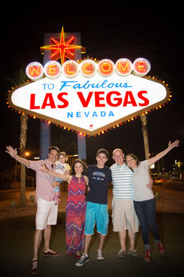 Photo of Las Vegas Viator Exclusive: Las Vegas Strip by Limo with Personal Photographer Welcome to Fabulous Las Vegas!