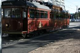 Photo of Melbourne Colonial Tramcar Restaurant Tour of Melbourne Aren't the trams gorgeous!!