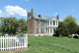 This home became a hospital after the battle, it is also home of the largest Confederate Grave yard, it chills you to the bone to see the blood stained floors, and all the graves. a must see! , Willa M - May 2016