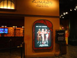 Photo of Las Vegas Zumanity™ by Cirque du Soleil® at New York New York Hotel and Casino DSC00203