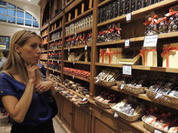lots of chocolates , Yuval H - June 2012