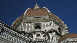 The Brunelleschi Dome from the Piazza , James Y M - October 2014