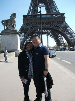 Photo of Paris Paris in One Day Sightseeing Tour Effiel Tower