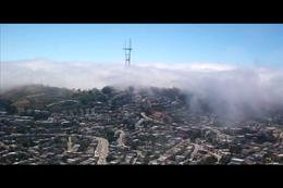 Photo of San Francisco San Francisco Vista Grande Helicopter Tour Fog