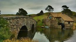 Photo of Auckland Waitomo Caves and 'The Lord of the Rings' Hobbiton Movie Set Day Trip from Auckland Hobbiton