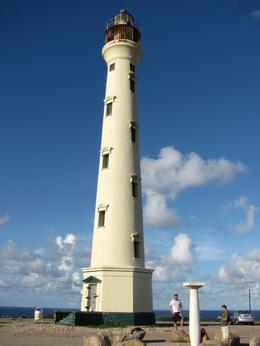 California Lighthouse on the Northwest tip of Aruba., Eric H - November 2010