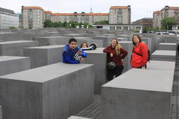 Photo of Berlin Private Tour: Berlin Segway Tour Including TV Tower Jewish Memorial