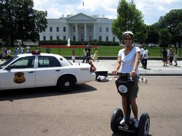Photo of Washington DC Washington DC Segway Tour July 13, 2009, The White House