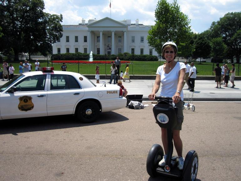 July 13, 2009, The White House - Washington DC