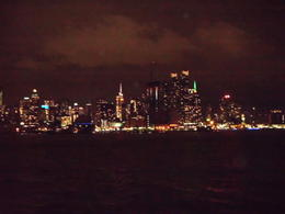 Photo of New York City New York Dinner Cruise new york skyline