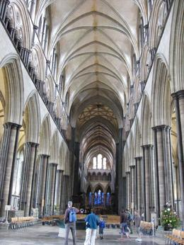 Photo of London Salisbury, Lacock and Bath Custom Day Trip from London Salisbury Cathedral
