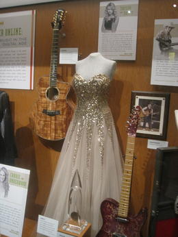 Photo of   Taylor Swift's Grammy Dress!