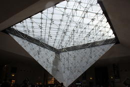 Photo of Paris Paris in One Day Sightseeing Tour The inverted pyramid at the Louvre