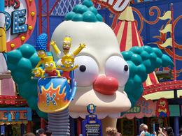 Photo of Anaheim & Buena Park Universal Studios Hollywood with Transport The Simpsons Ride