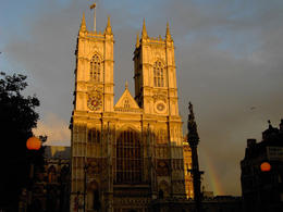 Westminster Abbey, London - November 2011