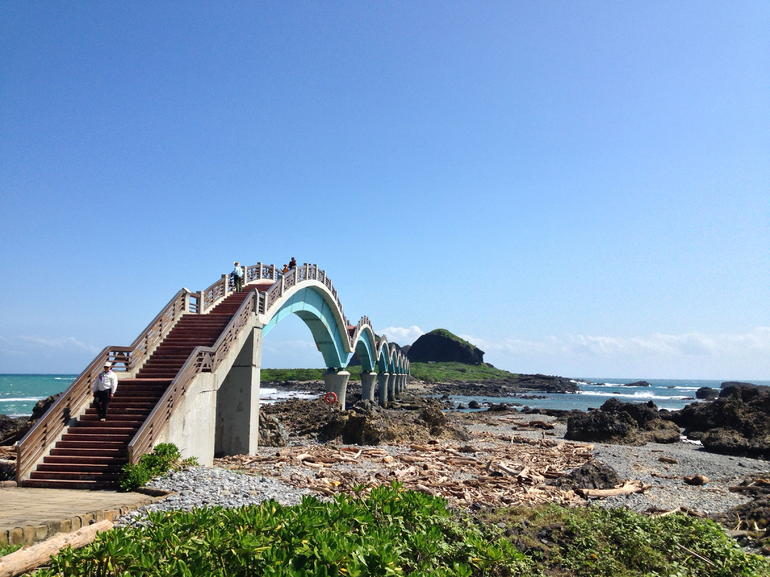 8 Arches Bridge - Taiwan