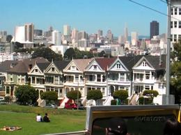 Enjoy beautiful views of San Francisco on the Hop-on Hop-off tour! - July 2011