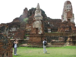 Photo of Bangkok Thailand's Ayutthaya Temples and River Cruise from Bangkok all hand made