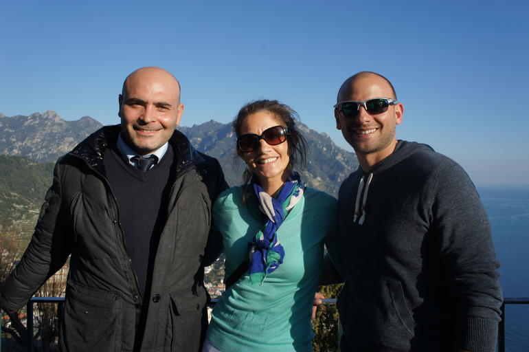 Amalfi Coast with Antonio - Naples
