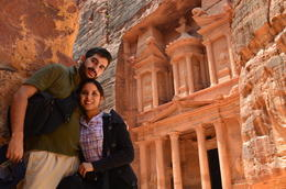Photo of Amman Private Tour: Petra Day Trip from Amman At Petra
