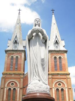 Photo of Ho Chi Minh City Private Tour: Ho Chi Minh City Full-Day Tour Basilica Notre Dame