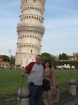 Photo of Florence Pisa and the Leaning Tower Half-Day Trip from Florence Beautiful day at Pisa