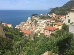A great day in Cinque Terre! , Rossella S - May 2016