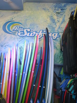 Photo of   Learning to Surf