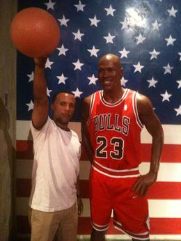 Photo of Las Vegas Madame Tussauds Las Vegas Michael Jordan