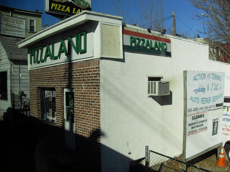 PizzaLand - New York City